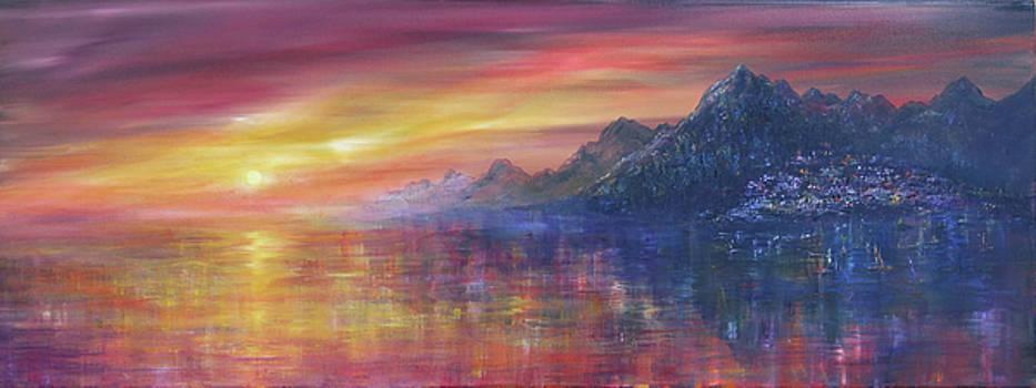Sunset Haven by Ann Marie Bone