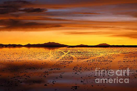 James Brunker - Sunset Highways 1