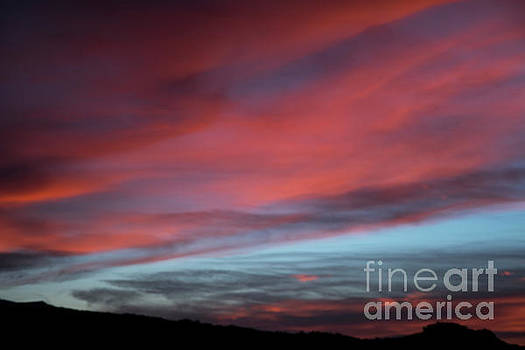 Cindy Murphy - NightVisions - Sunset in Capital Reef