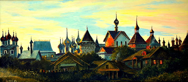 Henryk Gorecki - Sunset in Rostov