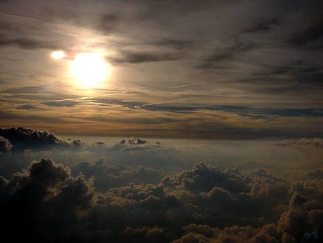 Sunset In The Sky by Chrissy Skeltis