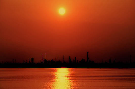 Venura Herath - Sunset in Venice