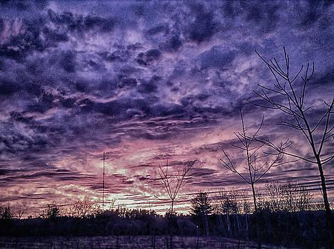 Sunset Interpretation by Randi Shenkman
