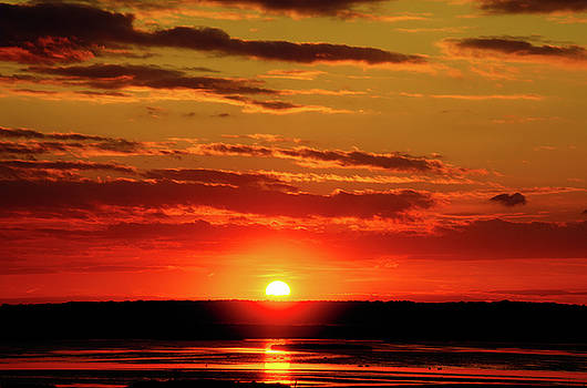 Sunset. by Jay Mudaliar