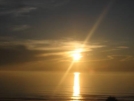 Sunset  by Jennifer  Sweet