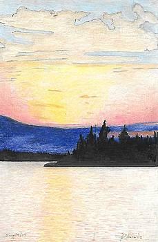 Sunset by Jim Edwards