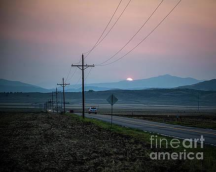 Sunset by Jon Burch Photography