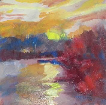 Sunset   by Lauren Acton