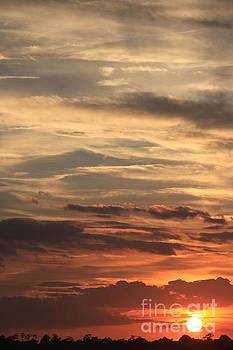 Sunset Layers by AR Annahita