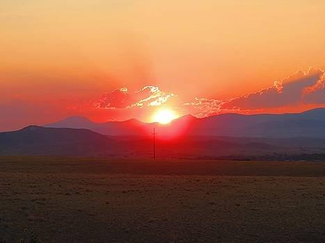 Leah Grunzke - Sunset