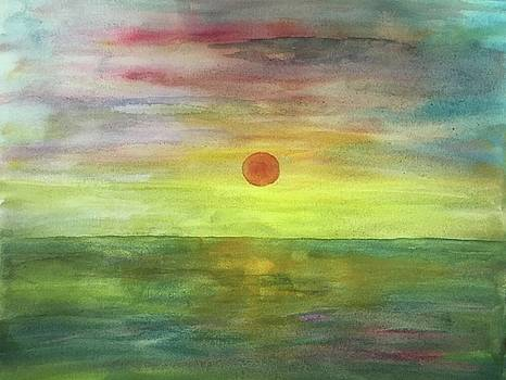 Sunset by Marita McVeigh