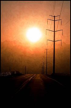 Sunset Mirage by Juli Ellen