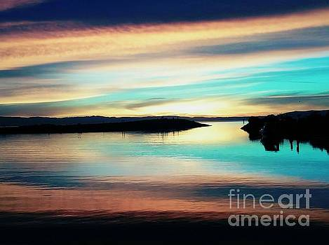 Sunset noctune by Kumiko Mayer