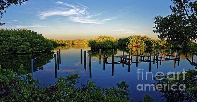 Paul Mashburn - Sunset On Long Bayou