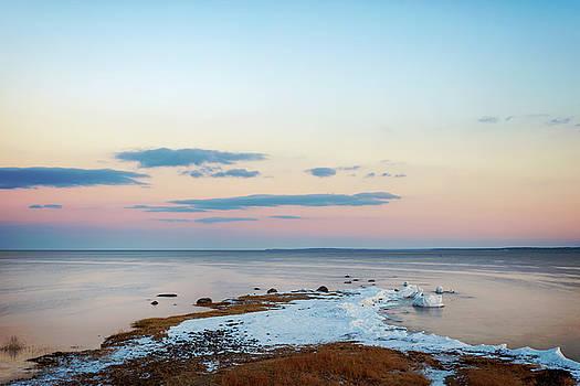 Lorrie Joaus - Sunset on Long Island