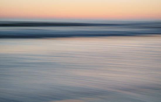 Sunset on the Shore by Kelly McNamara