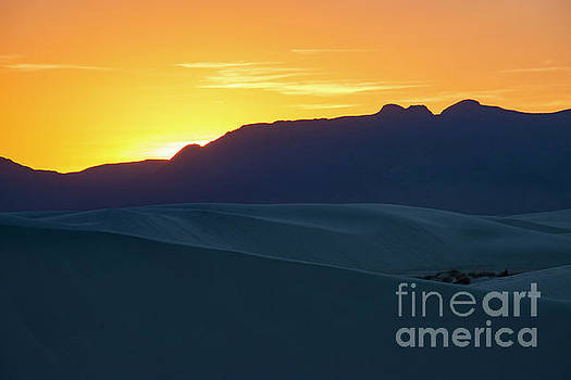 Bob Phillips - Sunset over the Sands