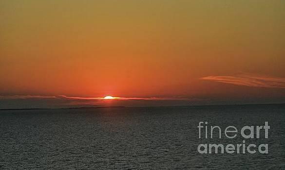 Matthew Winn - Sunset Over the Straits