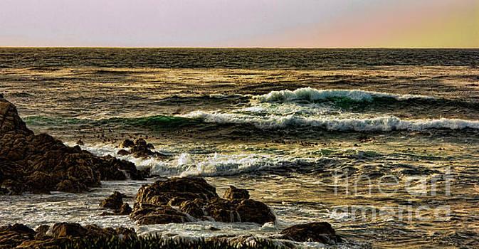 Chuck Kuhn - Sunset Pacific