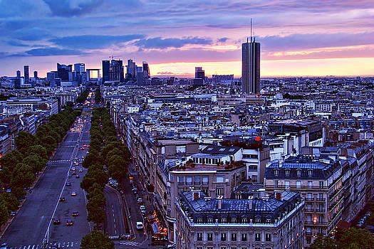 Nikolyn McDonald - Sunset - Paris - France