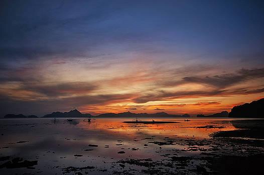 Sunset PI by John Swartz