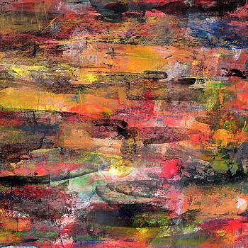 Sunset Pond  by Daniel Ferguson
