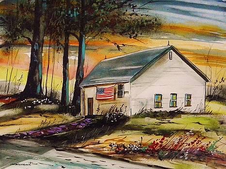 Sunset Ridge by John Williams