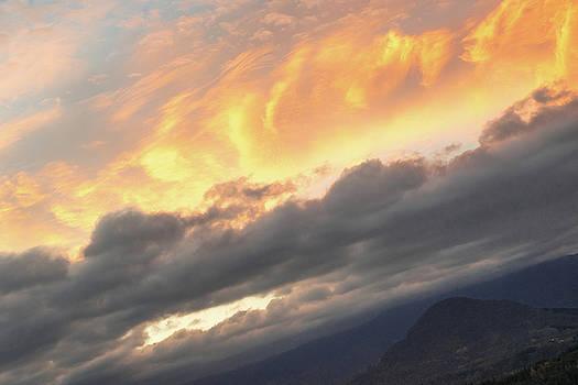 Sunset rolling by Julien Van Dommelen