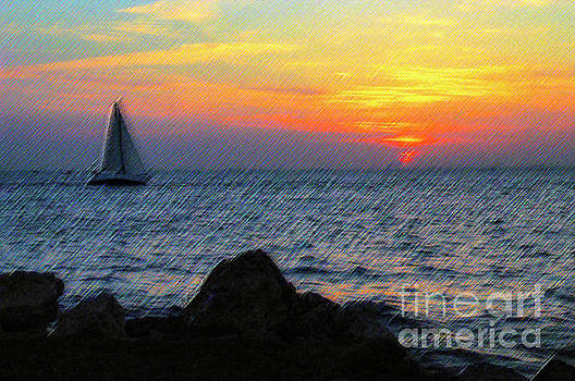 Bob Phillips - Sunset Sail 4