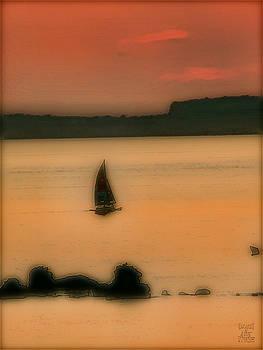 Dee Flouton - Sunset Sail