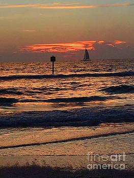Jost Houk - Sunset Sail