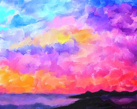 Sunset Serenade Memories by Mark Tisdale