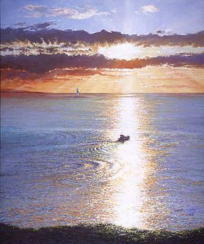 Sunset Sligo by Stephen Warnes