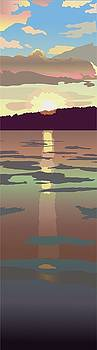 Sunset Strip by Marian Federspiel