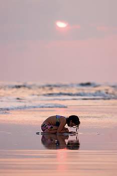Sunset Surf Discovery by Kurt Lischka
