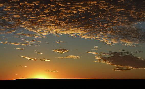 Sunset by Thomas Bomstad