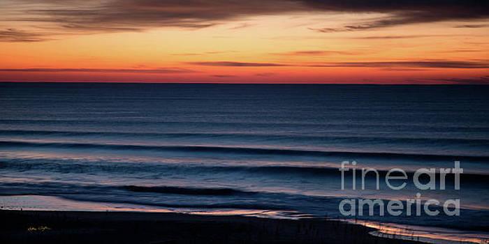 Sunset Topsail Beach 3jm - 2014 by Matthew Turlington
