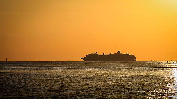 Sunset Voyage by Mark Spomer