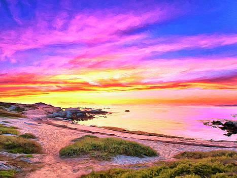 Dominic Piperata - Sunset Walk 2