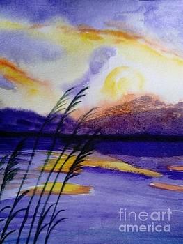Sunset by Zornitsa Tsvetkova