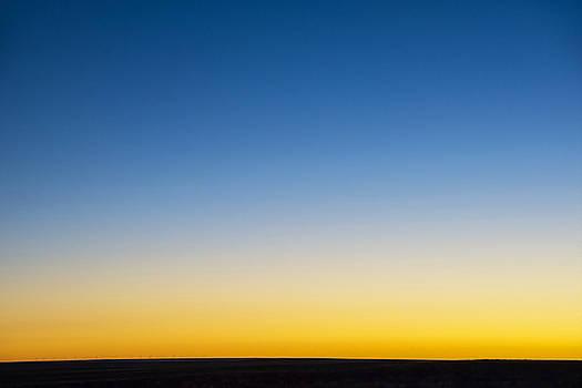 Pam  Elliott - Sunset Minimalist