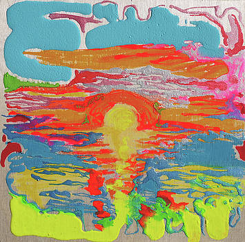 Sunsetting #1 by Joseph Demaree