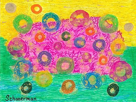 Sunshine And Silly Bubbles by Susan Schanerman