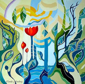 Sunshine by Carola Ann-Margret Forsberg