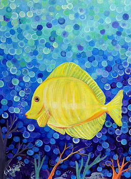 Sunshine fish by Wendy Smith