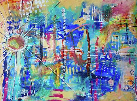 Sunshine for Vincent by Jenn Ashton