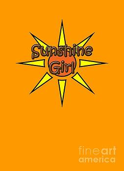 Sunshine Girl by Judy Hall-Folde