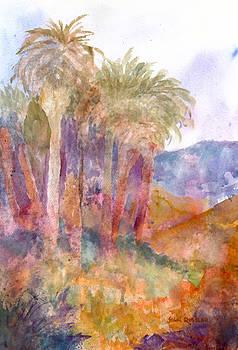Sunstruck Grove by John Ressler