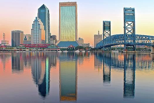 Frozen in Time Fine Art Photography - Sunup in Jacksonville