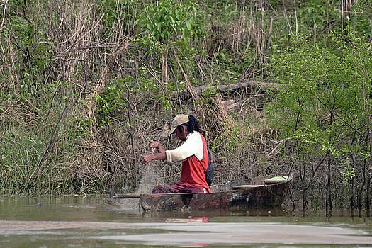 Harvey Barrison - Supay Fisherman